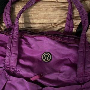 lululemon athletica Bags - Lululemon large crossbody bag
